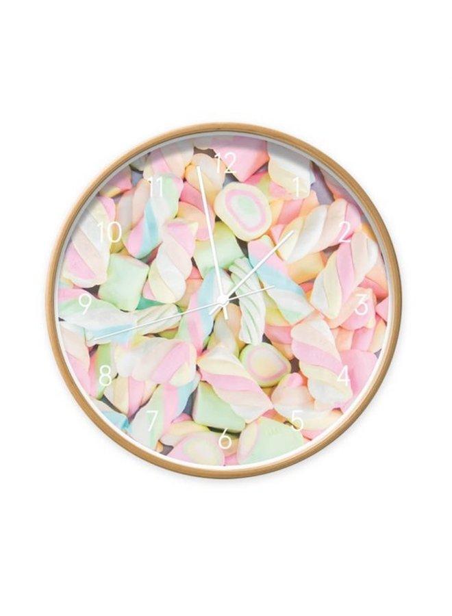 Children's clock Candy