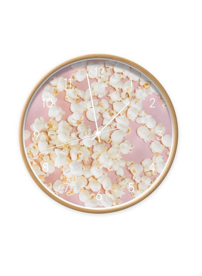 Clock Popcorn
