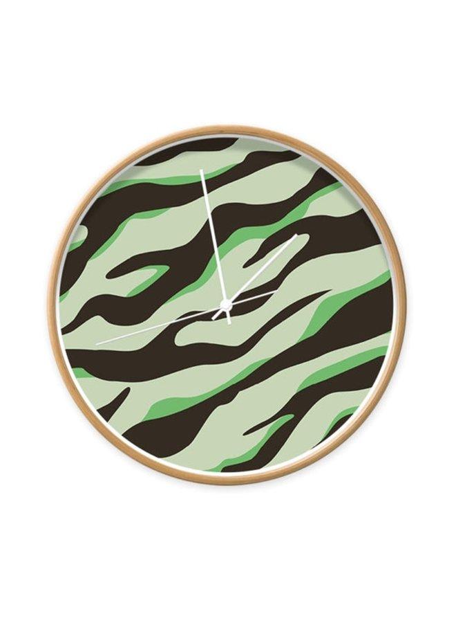 Children's clock camouflage