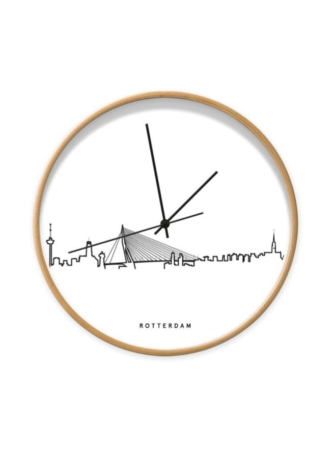 Clock Rotterdam