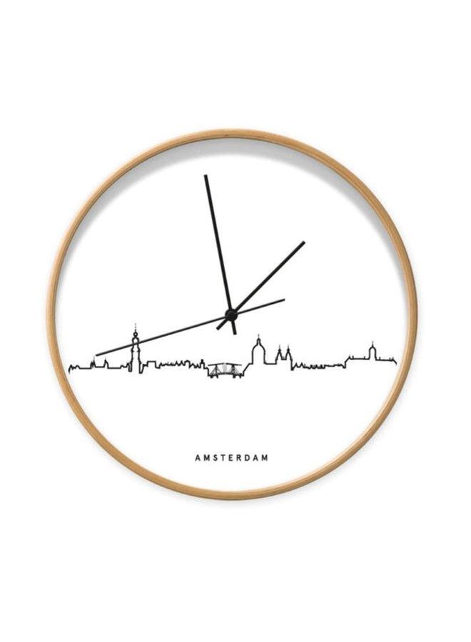 Clock Amsterdam