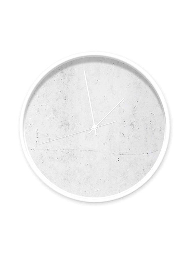 Clock Concrete 001