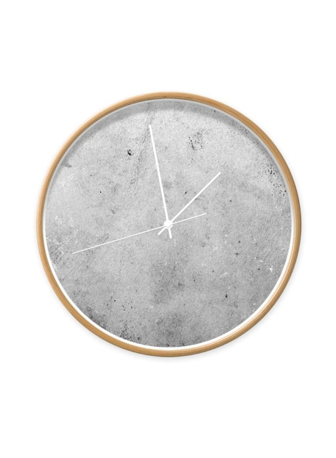 Clock Concrete 002