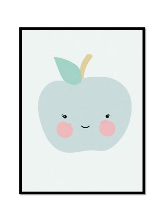 Poster Mr Apple | A3