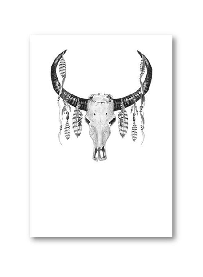 Card Skull Catcher