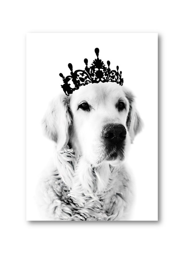 My Deer Art Card Princess Maxima | A5