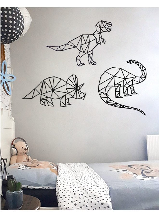 Geometric Brontosaurus