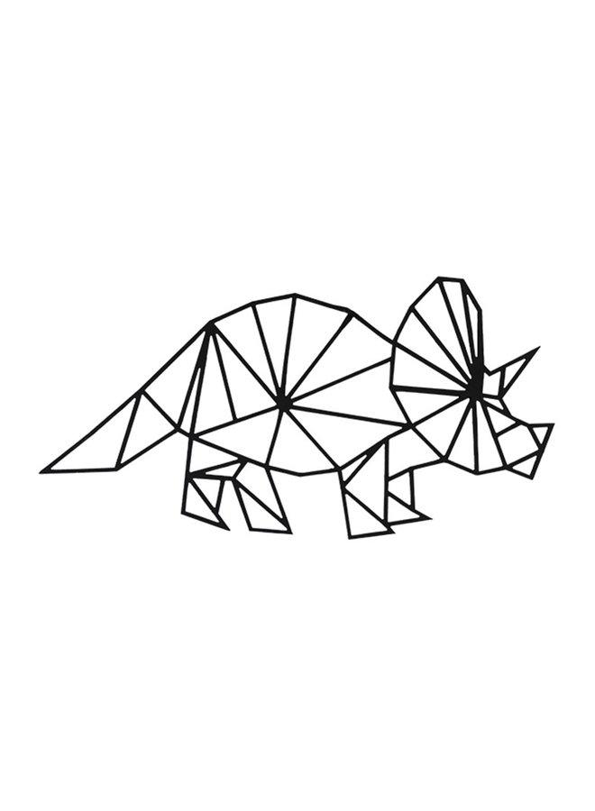 Geometric Triceratops
