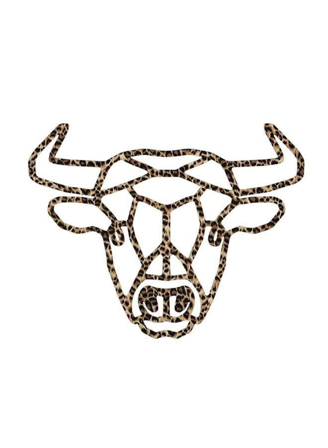 Outdoor geometric Bull