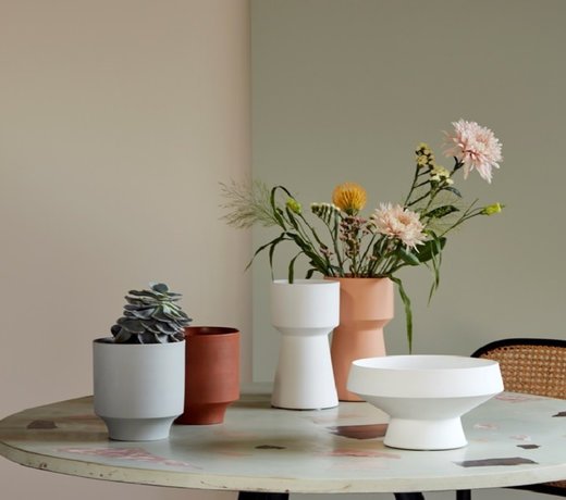The most beautiful flower pots and vases