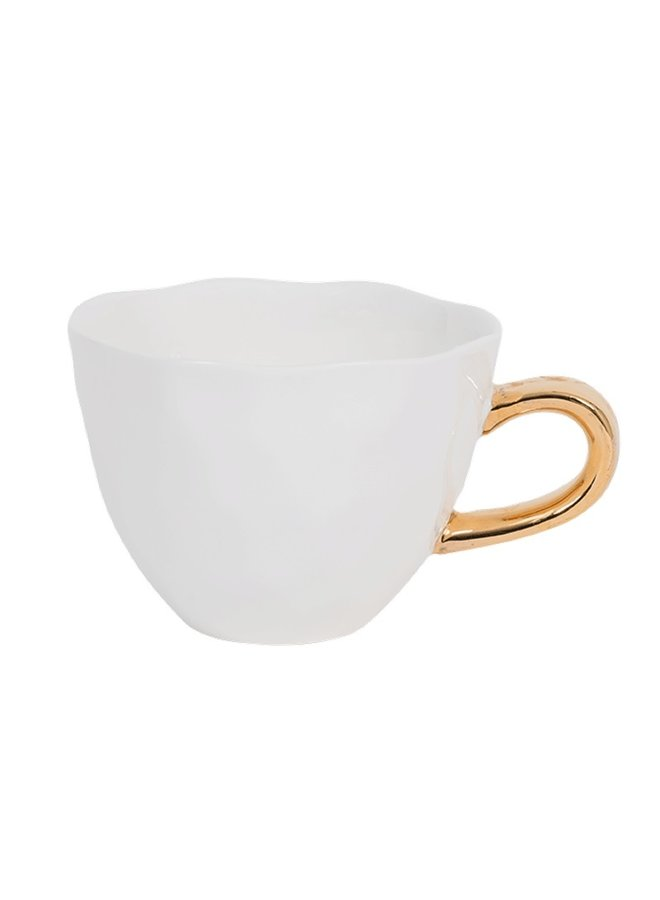 Good Morning Cup, white