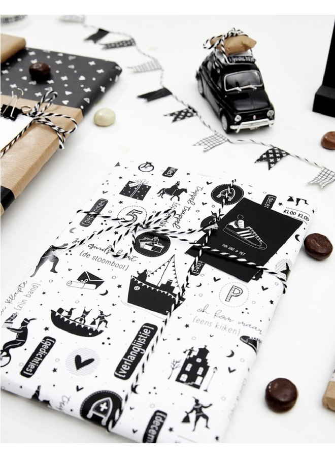 Masking Tape | kadootje voor jou liefs Sint en Piet