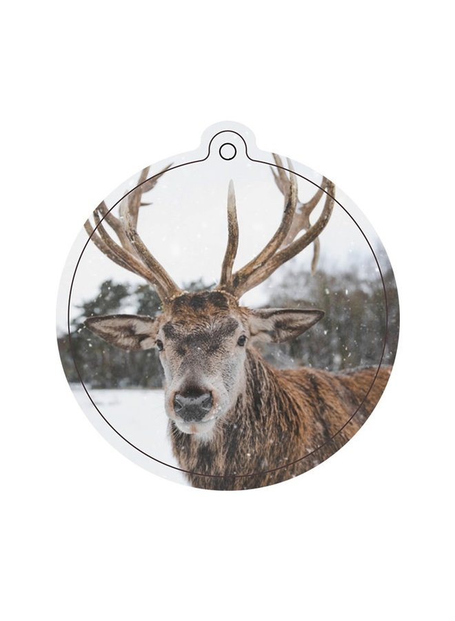 Christmas ornament Reindeer
