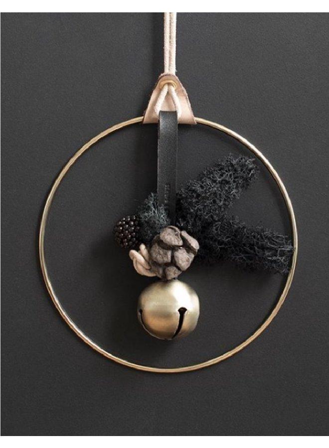 Brass Ring, ø16cm