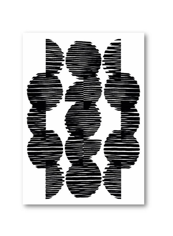 Poster illustration print Diabolo
