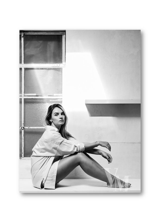 Poster Woman Comfy