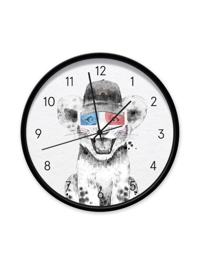 Clock Baby Lion boy