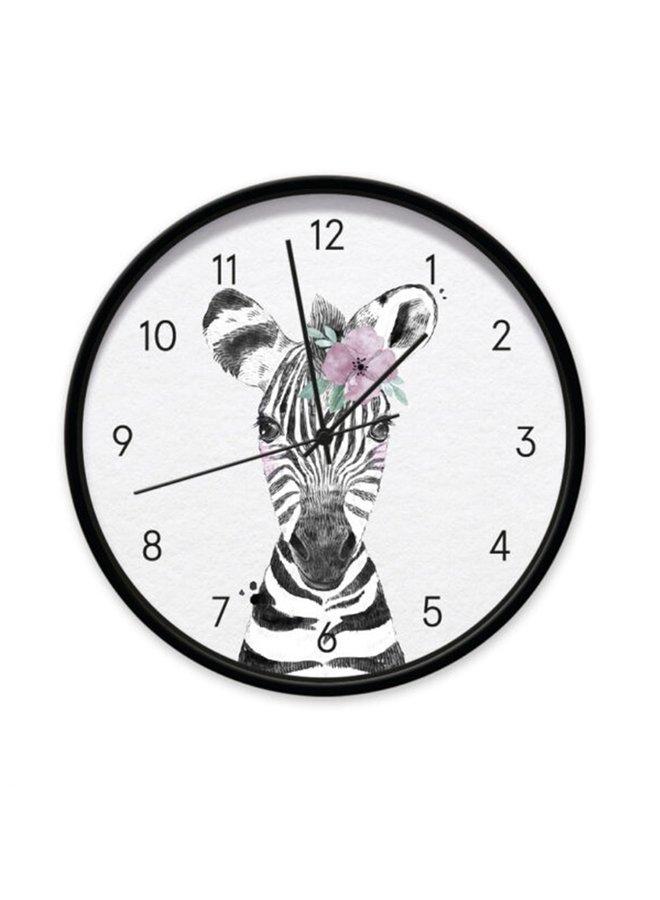 Klok Baby Zebra