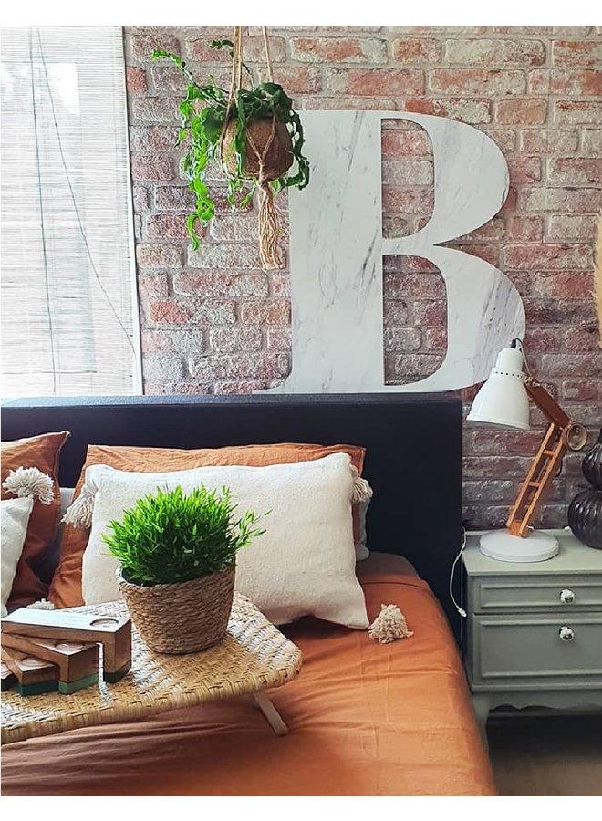 Wanddecoratie Alfabet