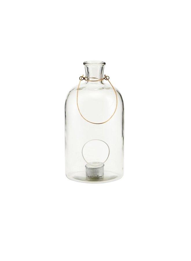 Lantaarn glas Frej