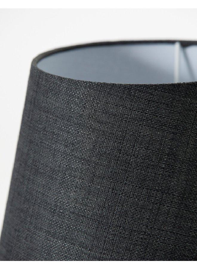 Tafellamp Orga inclusief kap grijs