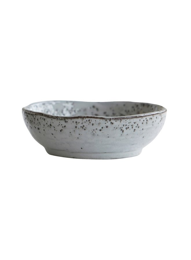 Bowl Rustic grey blue