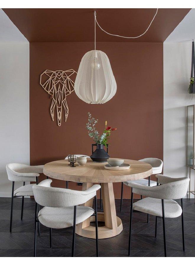 Houten wanddecoratie Olifant
