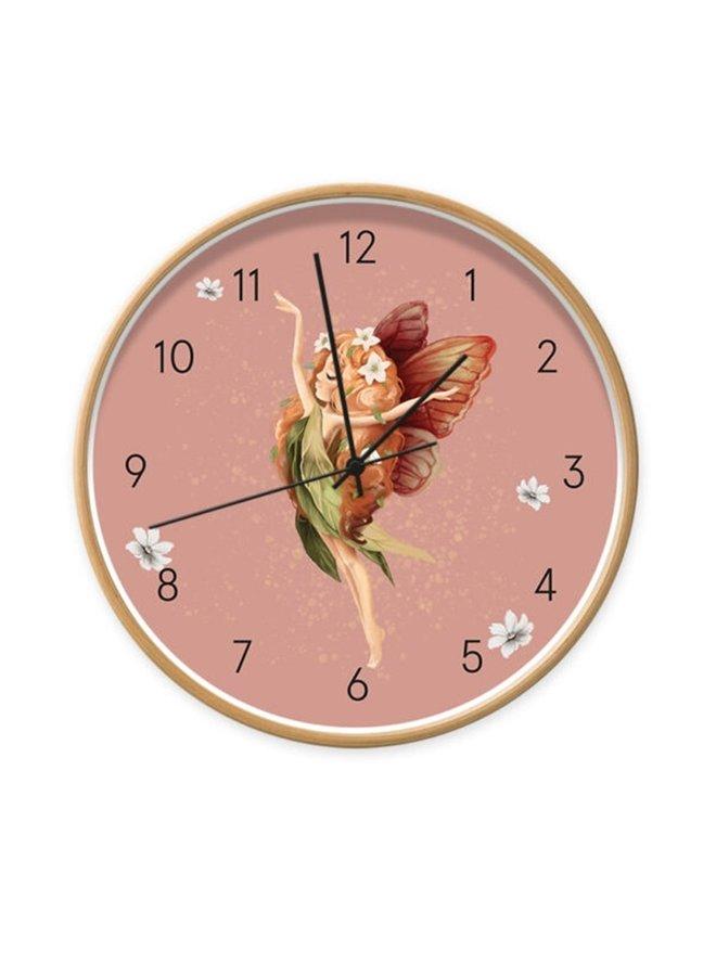 Children's clock  Fairy Ginger