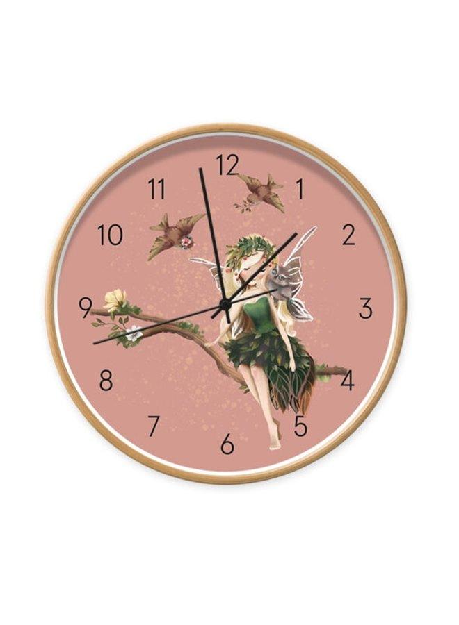 Children's clock  Fairy Aurora