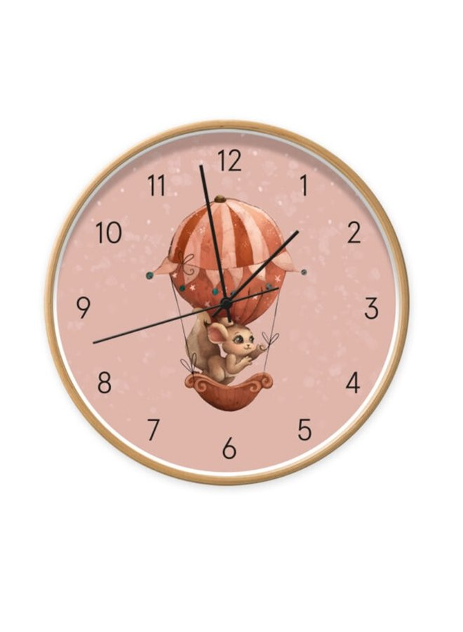 Children's clock  Magical Airfloat