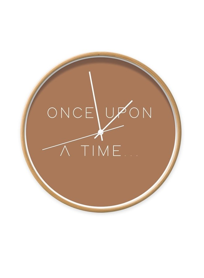 Clock  Once upon a time