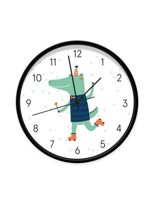 Clock Crocodile