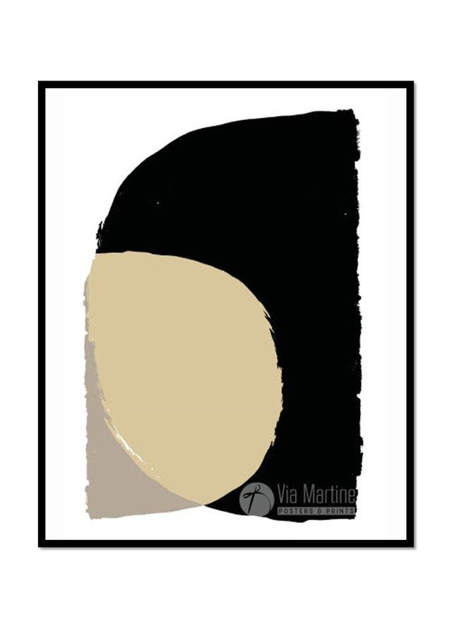 Poster Illustration 3 Black