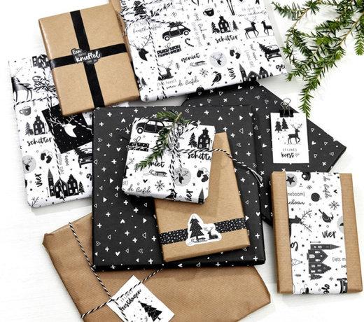 Kerstkaarten & inpakken