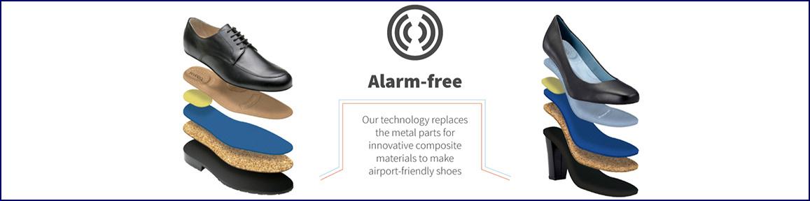 Skypro schoenen technologie