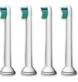 4 Mini opzetborstels voor de Philips Sonicare ® (gratis verzending)