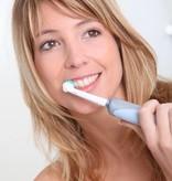12 Opzetborstels geschikt voor elektrische tandenborstels van Oral-B® (geen verzendkosten)