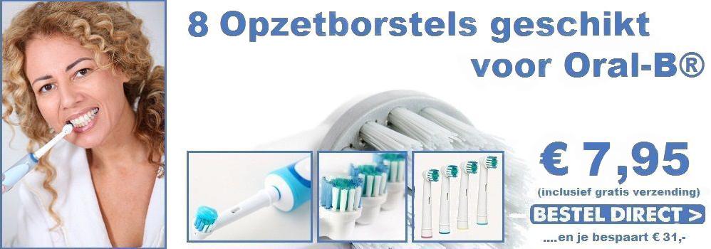 8 opzetborstels geschikt voor Oral-B® normaal € 39,95 voor €7,95.jpg