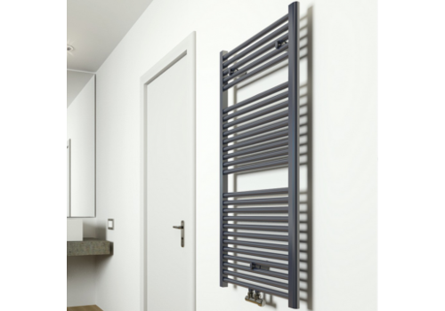 Designradiator Eco 6 Antraciet B600