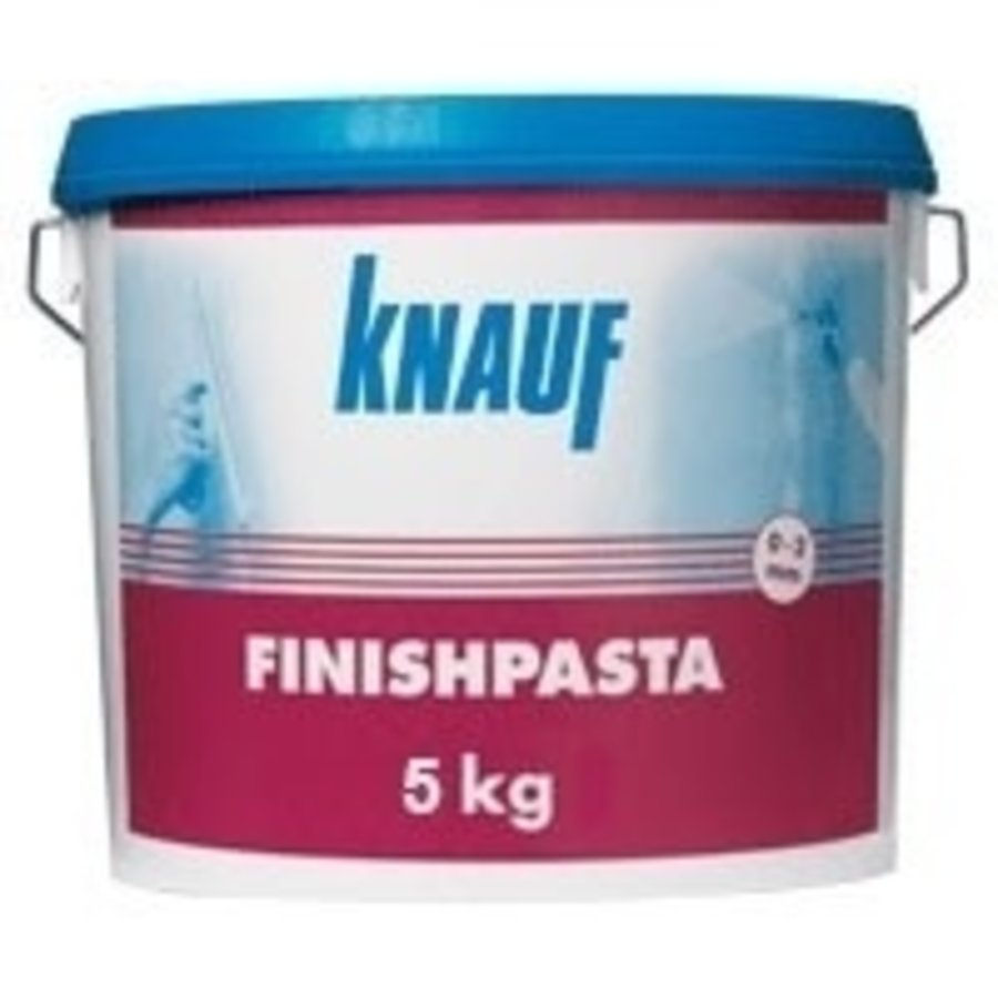 Knauf Finishpasta 5 KG WIT-1