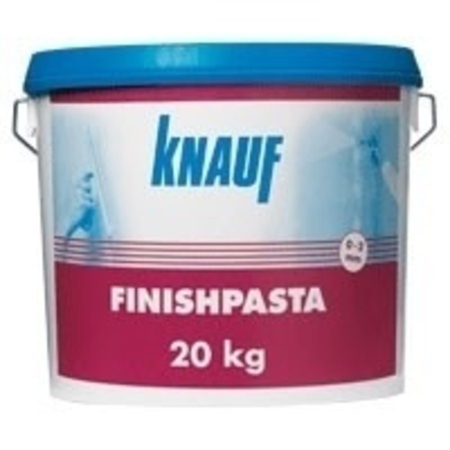 Knauf Finishpasta 20 KG WIT-1