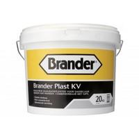 Brander Branderplast KV Egalisatiepleister Wit 20 kg