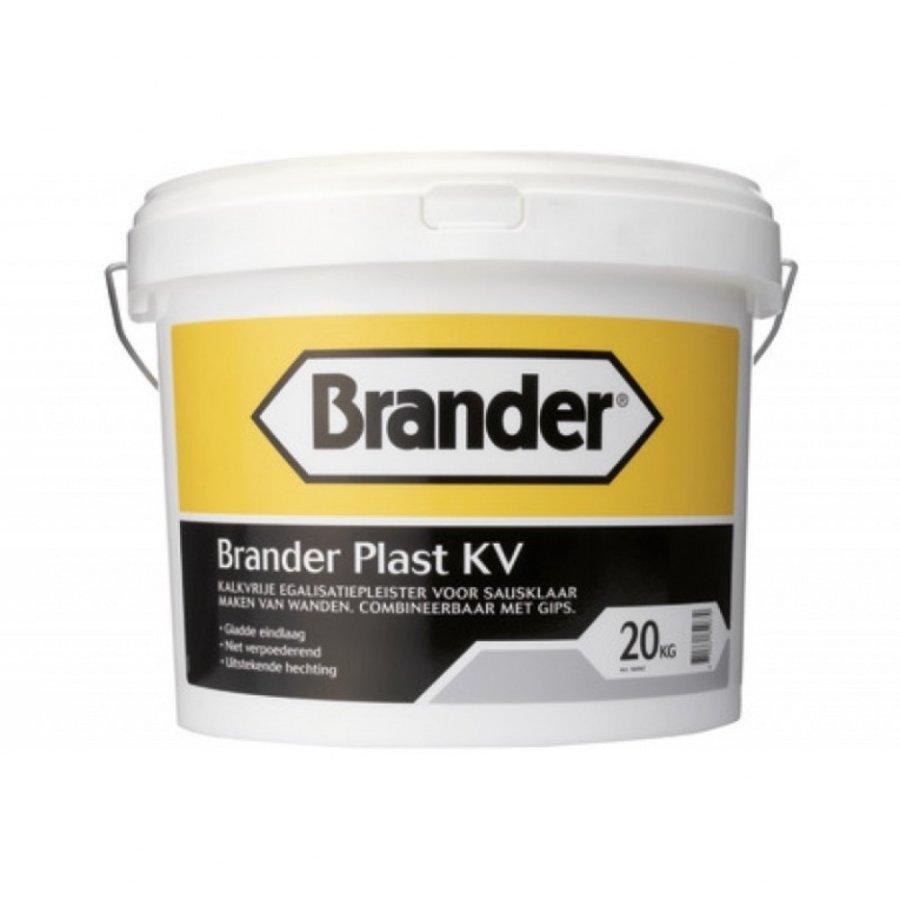 Brander Branderplast KV Egalisatiepleister Wit 20 kg-1