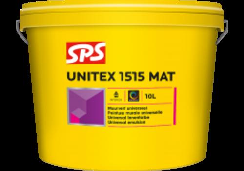 SPS Unitex 1515 Mat Diverse liters
