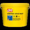 SPS Unitex 4040 Mat Diverse liters