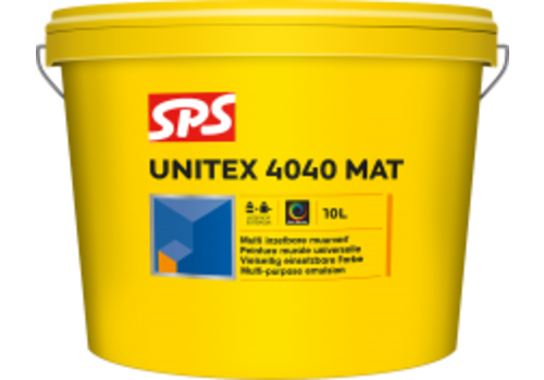 SPS Unitex 4040 Mat 10 liters