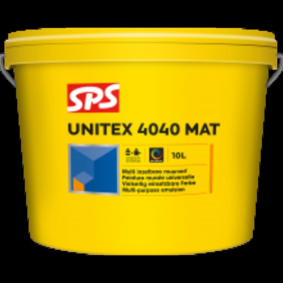 SPS Unitex 4040 Mat Diverse liters-1