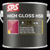 SPS High Gloss HSB 2,5 Liter