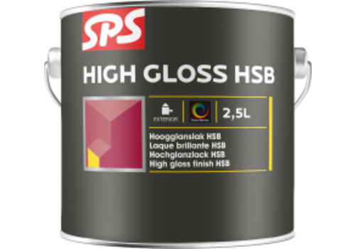 SPS High Gloss HSB 2,5 Liter