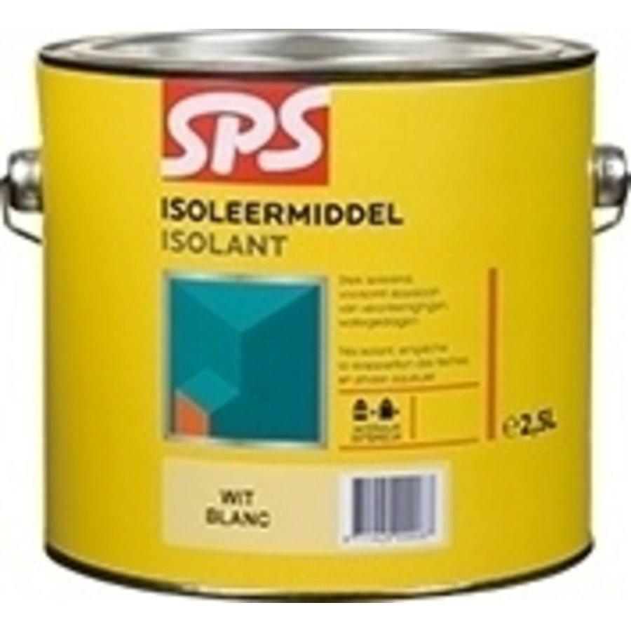 SPS Isoleermiddel Wit Bi/Bu. 2,5 Liter-1